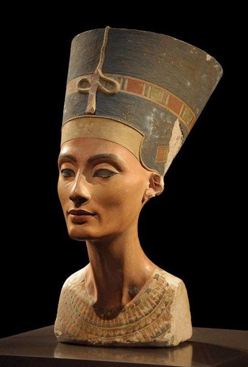 Misteri Nefertiti, Ratu Mesir Kuno Tandingan …