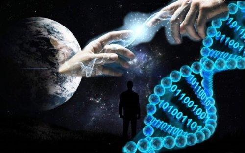 Misteri Kode DNA Kita, Siapa yang Merancangnya ? …