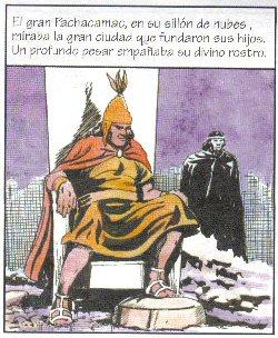 bolivian legend