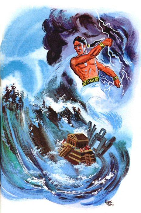 rene rojas leyendas de Bolivia