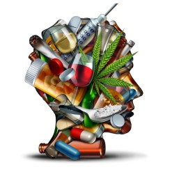 Relief from Addictive Substances and Behaviors