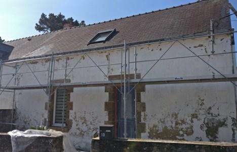 Ravalement peinture - Batz-sur-Mer en Loire Atlantique (44)