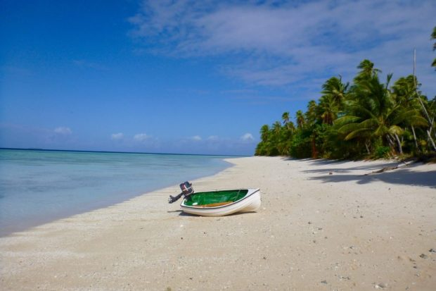 least visited countries in the world: marshall islands