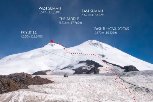 Image result for mount elbrus