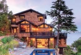 easton residence burlingame california