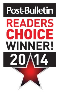 Post Bulletin Readers Choice Award Winner 2014