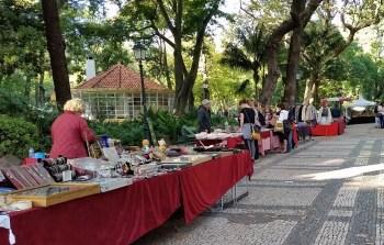 MARKET | Antiques | Estrela | FREE @ Jardim da Estrela