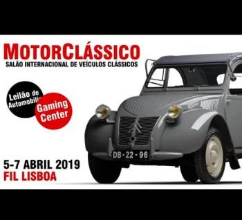 to Apr 7 | CLASSIC CAR SHOW | Salão Motorclássico | Parque das Nações | 6-12€ @ FIL - Feira Internacional de Lisboa | Lisboa | Lisboa | Portugal
