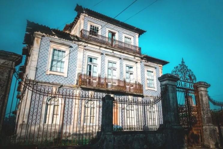 House of the Professor or Quinta do Parreira