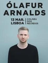 CONCERT | Ólafur Arnalds | Baixa | €20-210 @ Coliseu de Lisboa | Lisboa | Lisboa | Portugal