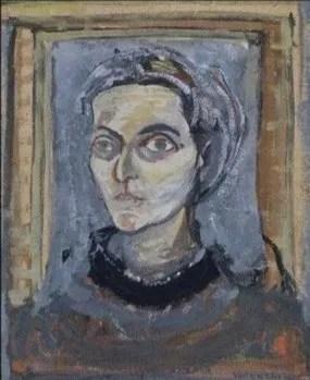 Maria_Helena_Vieira_da_Silva_-_Self-portrait