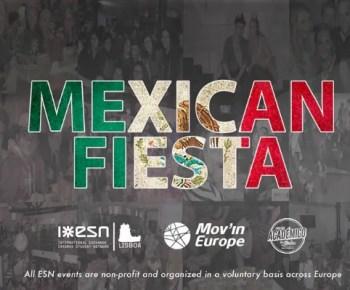 PARTY | Mexican Fiesta by Erasmus Lisboa | Bairro Alto | FREE @ Espaço Académico de Lisboa | Lisboa | Lisboa | Portugal