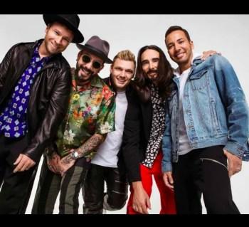 CONCERT | The Backstreet Boys | Oriente | 52-117€ @ Altice Arena | Lisboa | Lisboa | Portugal