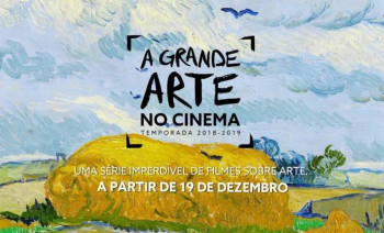 to July | FILM FEST | Grand Art in the Cinema | São Sebastão | 5 - 7€