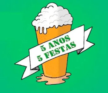 to May 31 | PARTY | 5 Years, 5 parties at Cerveteca | Bairro Alto | FREE @ Cerveteca Lisboa | Lisboa | Lisboa | Portugal