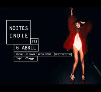 LIVE MUSIC | Noites Indie #15: Join the Rock'n'Roll Revolution | Picoas | 6€ @ MetropolisClub | Lisboa | Lisboa | Portugal