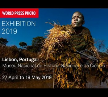 to May 19 | PHOTOGRAPHY EXHIBIT | World Press Photo Exhibition 2019: Lisbon, Portugal | Rato |  4€ @ Museu Nacional de História Natural e da Ciência | Lisboa | Lisboa | Portugal