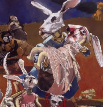 to May 26 | ART EXHIBIT | Paula Rego: Anos 80 | Cascais | 2,5-5€ @ CASA DAS HISTÓRIAS  | Cascais | Lisboa | Portugal