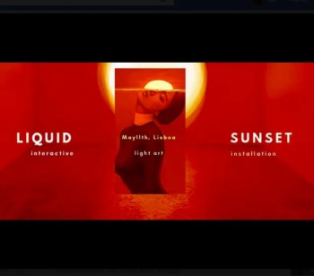 MULTIMEDIA PERFORMANCE | Liquid Sunset: A Multisensory Immersive Experience | Graça | FREE @ Heden Lisboa (Heden Graça) | Lisboa | Lisboa | Portugal