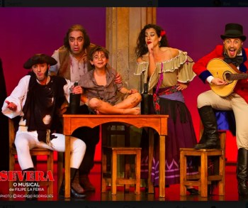 to Jun 2 | THEATER | Severa: The Musical | Alfama | 15-35€ @ Teatro Politeama | Lisboa | Lisboa | Portugal