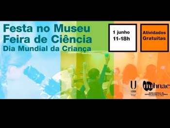 SCIENCE FAIR   World Children's Day at MUHNAC   Rato   FREE @ Museu Nacional de História Natural e da Ciência   Lisboa   Lisboa   Portugal