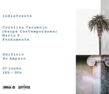 HOUSE PARTY   Indiefrente: Carolina Caramujo, Maria P and Funkamente   Mouraria   5€ @ Rua da Mouraria 64, 1100-364 Lisboa, Portugal   Lisboa   Lisboa   Portugal
