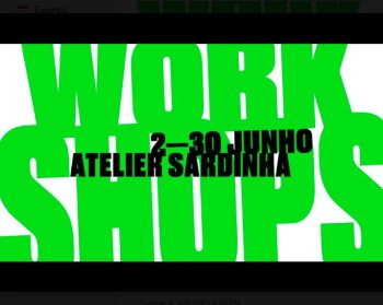 to Jun 30   ART WORKSHOP   Atelier Sardinha   Chiado   FREE @ Rua Nova da Trindade 20, 1200-303 Lisboa, Portugal   Lisboa   Lisboa   Portugal