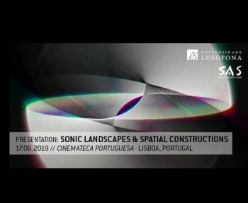 FILM AND DISCUSSION | SAS 2019: Sonic Landscapes and Spatial Constructions | Avenida | 3,20€ @ Cinemateca Portuguesa-Museu do Cinema | Lisboa | Lisboa | Portugal