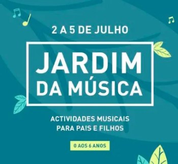 to Jul 5 | OUTDOOR CONCERTS | Jardim Da Música da AML | Alto da Ajuda | FREE-50€ @ Academia de Música de Lisboa | Lisboa | Lisboa | Portugal