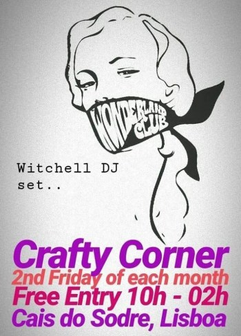 PARTY | Rock n' Soul gathering with Witchell DJ set | Cais do Sodré | FREE @ Crafty Corner | Lisboa | Lisboa | Portugal