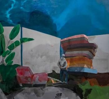 to Sept 28 | PAINTING EXHIBIT | BABEL by João Teixeira | Santos | FREE @ carrasco.art | Lisboa | Lisboa | Portugal