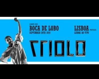 CONCERT | Criolo presents Boca De Lobo | Marvila | 26,50€ @ LAV - Lisboa ao Vivo | Lisboa | Portugal