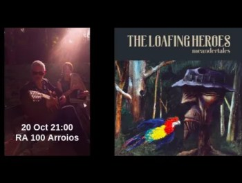DREAMFOLK CONCERT | The Loafing Heroes | Arroios | FREE