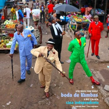 MUSIC | Boda de Kambas | Intendente | FREE