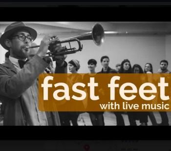 LIVE MUSIC AND DANCE | Fast Feet Social | Olaias | 4€ @ Little Big Apple | Lisboa | Lisboa | Portugal