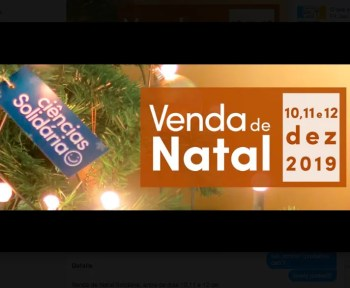 to Dec 12 | SCIENTIFIC CHRISTMAS MARKET | Fourth edition of the Science Association Christmas Sale | Campo Grande | FREE @ Faculty of Sciences, University of Lisbon | Lisboa | Lisboa | Portugal