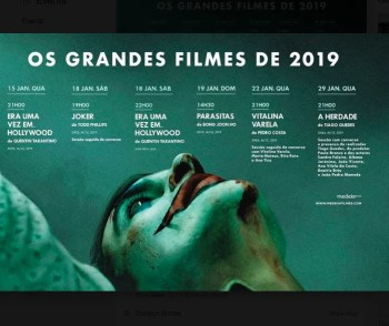 to Jan 29 | FILM AND DISCUSSION | Os Grandes Filmes de 2019 | Saldanha | 7€ @ Espaço Nimas | Lisboa | Lisboa | Portugal