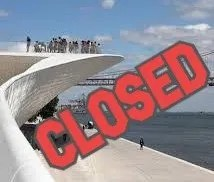 HEADS UP!| MAAT Museum CLOSED until Mar 27 (maybe) | Belém | 2,50-5€ @ MAAT - Museu de Arte, Arquitetura e Tecnologia | Lisboa | Lisboa | Portugal