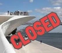 HEADS UP!| MAAT Museum CLOSED until Mar 27 (maybe) | Belém | 2,50-5€ @ MAAT - Museu de Arte, Arquitetura e Tecnologia | Lisboa | Lisboa | Portugal
