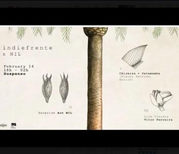 ELECTRONIC MUSIC | Indiefrente 2020: Chicaiza + Patamamba | Alfama | 8€ @ Suspenso | Lisboa | Lisboa | Portugal