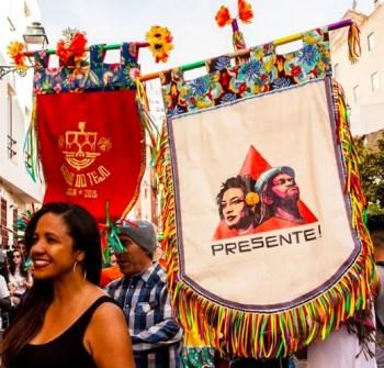 CARNAVAL PARADE | Baque do Tejo 2020 | Mouraria | FREE @ Largo da Rosa | Lisboa | Lisboa | Portugal