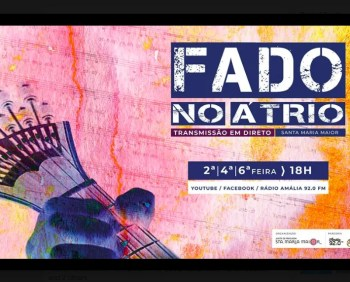 to May 15 | MUSIC | Fado in the Atrium | ONLINE | FREE