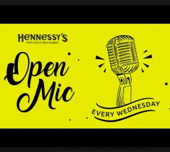 WEEKLY | LIVE MUSIC | Hennessy's Open Mic | Cais do Sodré | FREE @ Hennessy's Irish Pub | Lisboa | Lisboa | Portugal