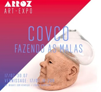 to Jul 31 | ART EXHIBIT | Covco: Fazendo As Malas | Xabregas | FREE