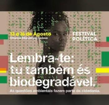 to Aug 16 | FILM FESTIVAL | Festival Política 2020: Lisboa | Avenida | FREE @ Cinema São Jorge | Lisboa | Lisboa | Portugal