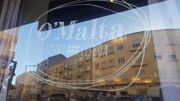 O'Malta Bistro has changed their business concept to focus more on food than drinks.