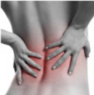 Rückenschmerzen Altaslogie kann helfen