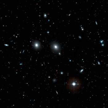 The Universe within 200 Million Light Years
