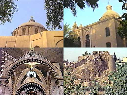 Old Churches and Monasteries of Mosul