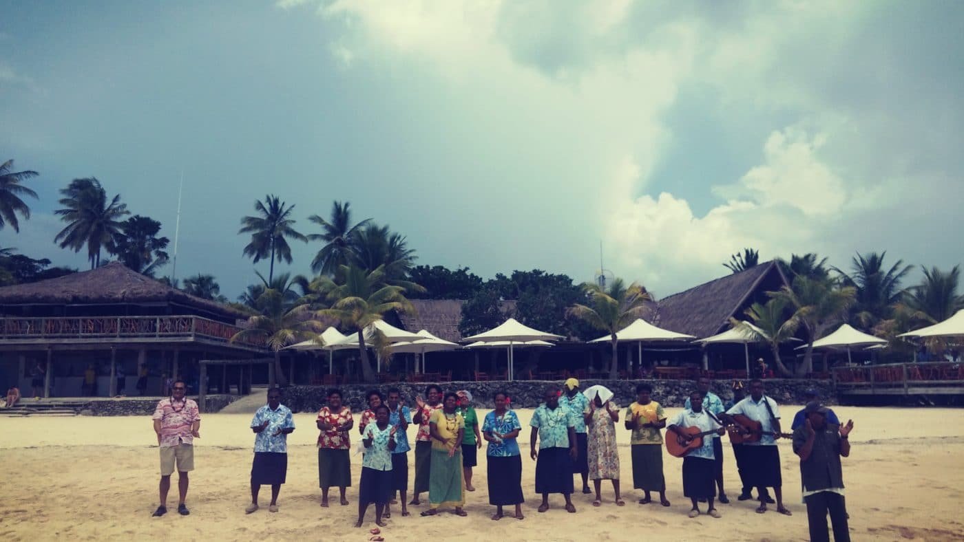 fiji yerli halkı